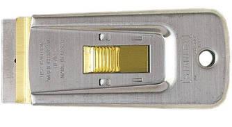 Скребок для стекла Stanley сменные лезвия, шир. 60 мм, L=170 мм