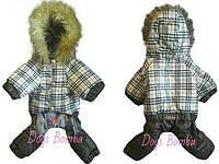 Комбинезон зимний для собак А-26 (Бесплатная доставка)