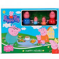 Игровой набор Свинка Пеппа Пикник 7700-8
