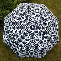 Зонт полуавтомат Узоры