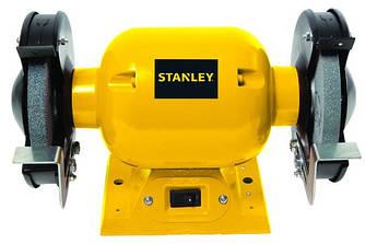 Станок точильный Stanley STGB3715 373 Вт, 3450 об/мин, d=152 мм