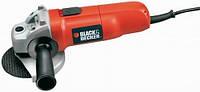 Угловая шлифовальная машина (болгарка) BLACK&DECKER CD115-XK