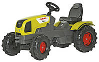 Трактор Rolly Toys педальный  rolly Farmtrac Claas Arion 340 зеленый