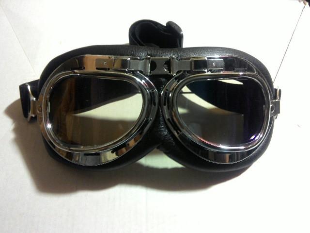 Очки, мотоочки, мотоциклетные очки, авиационные, ретро стиль,защитные - Веломото-опт-Харьков в Харькове