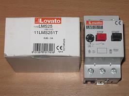 Автомат защиты / выключатель LOVATO 11LMS25 1T