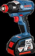 Аккумуляторный гайковерт Bosch GDX 18 V-EC