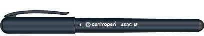 """Маркер """"Centropen"""" 4606 CD-Pen черный, фото 2"""