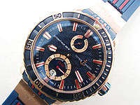 Часы ULYSSE NARDIN Maxi Marine Diver механика.Класс ААА