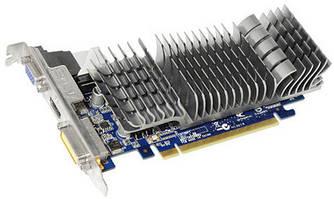 Видеокарта Asus EN210 SILENT/DI/1GD3/V2(LP) PCI-E