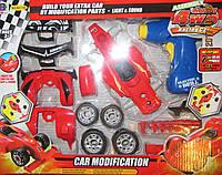 Сборная модель гоночного автомобиля