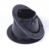 Уплотнитель тросов, черный, C88001