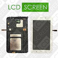 Модуль для планшета Samsung Galaxy Tab 3 Lite T116, белый, дисплей + тачскрин