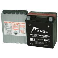 Аккумулятор KAGE YTX7L-BS