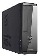 Корпус Logicpower mini-ITX/mATX S622 400W Black Slim