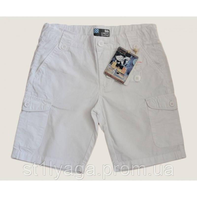 Bermuda стильные шорты для мальчика из хлопка  ЛЕТО