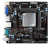 Материнская плата MSI miniITX Celeron N3050 (1.6 GHz) N3150I-C
