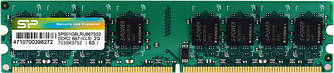 Оперативная память Silicon Power DDR2 1GB 667MHz BULK SP001GBLRU667S02