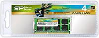 Оперативная память Silicon Power для ноутбука DDR3 4GB 1600MHz БЛИСТЕР