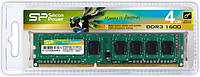 Оперативная память Silicon Power DDR3 4Gb 1600Mhz БЛИСТЕР SP004GBLTU160N02