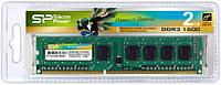 Оперативная память Silicon Power DDR3 2Gb 1600Mhz БЛИСТЕР SP002GBLTU160V02