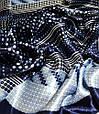 Хороший женский платок 90 на 90 Dress #68_11 микс, фото 2