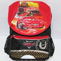 """Рюкзак школьный """"Cars"""", пластиковый поддон, арт. 520242"""