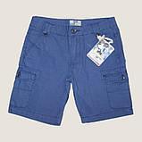 Bermuda стильные шорты для мальчика из хлопка  ЛЕТО, фото 5