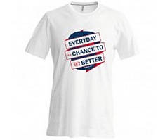 T-Shirt Kettlebell polo Feher