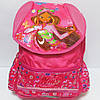 """Рюкзак школьный """"Winx"""", пластиковый поддон, арт. 520243"""