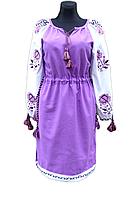 """Жіноче вишите плаття """"Норін"""" (Женское вышитое платье """"Норин"""") PК-0013"""