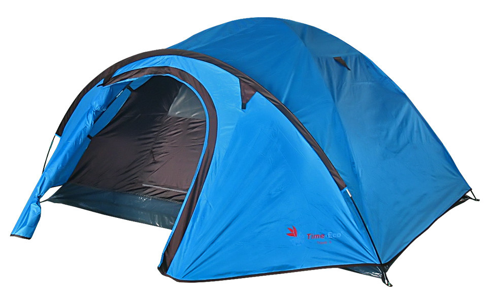 Палатка туристическая четырехместная Time Eco Travel 4