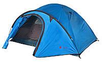 Палатка туристическая четырехместная Time Eco Travel 4, фото 1
