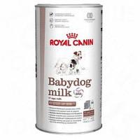 Royal Canin (Роял Канин) Babydog Milk заменитель молока для щенков 400 гр.