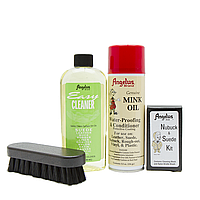 Набор для чистки замши и нубука Angelus suede cleaner kit