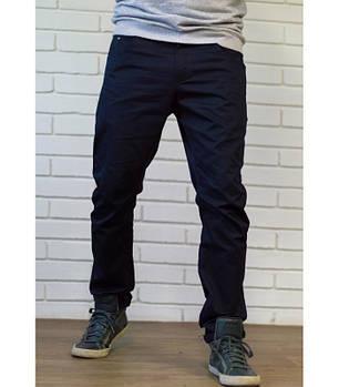 Мужские брюки чинос цвета нави, фото 2