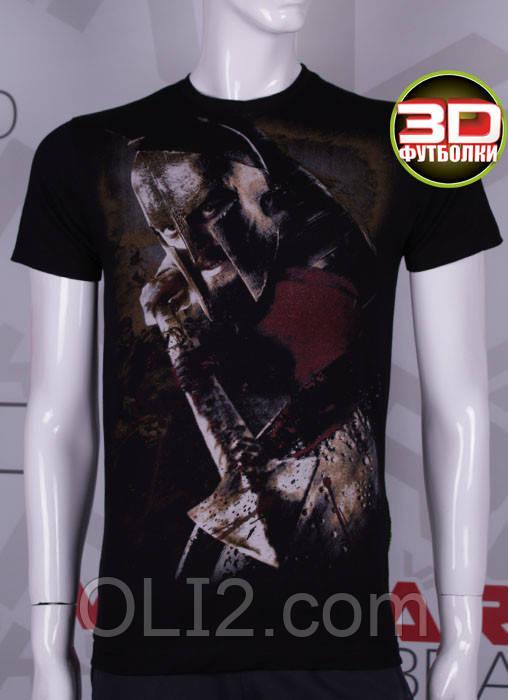 Мужские футболки 3 D 3д