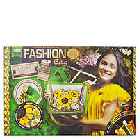 Набор для творчества My Creative Bag Сумка вышивка лентами