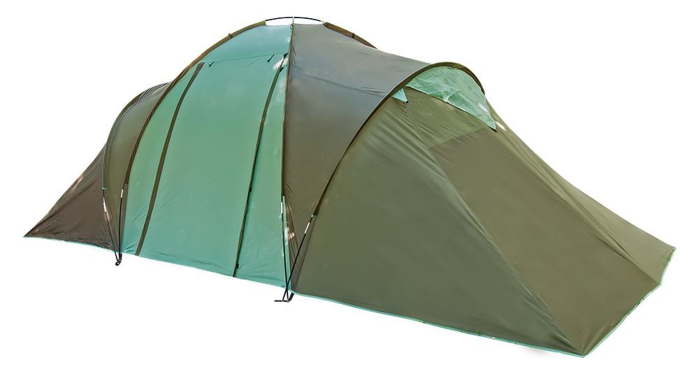 Палатка туристическая шестиместная Time Eco Camping 6