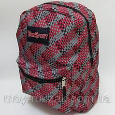 "Молодежный рюкзак с карманом Josef Otten ""Checkered"""