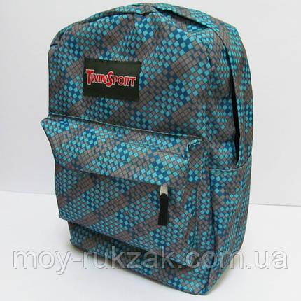 """Молодежный рюкзак с карманом Josef Otten """"Круги"""" 522103, фото 2"""