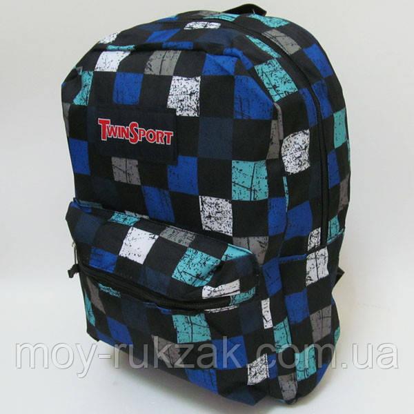 """Молодежный рюкзак с карманом Josef Otten """"Кубизм"""" 522108"""