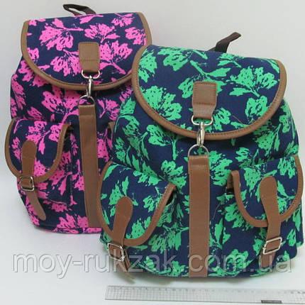 "Молодежный рюкзак Josef Otten ""Цветочки"" , фото 2"