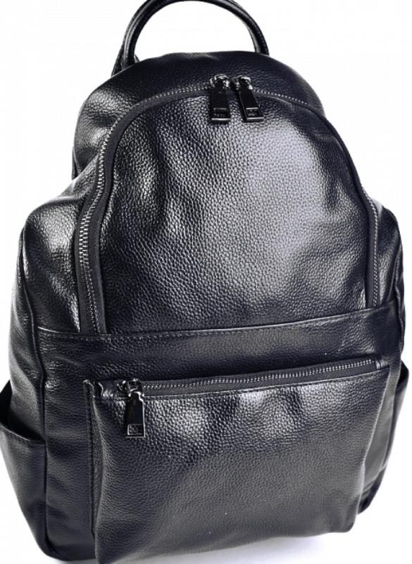 Женская сумка - рюкзак из натуральной кожи