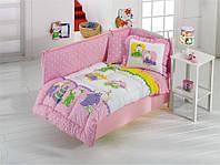 Постельное бельё в кроватку BEBIS V01