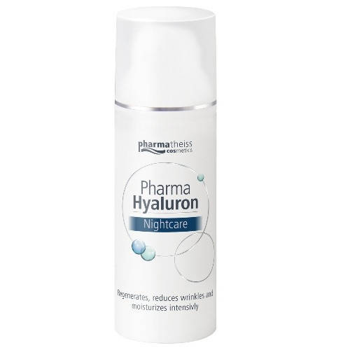 PHARMA HYALURON Крем ночной, 50 мл