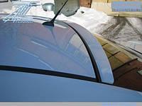 Спойлер заднего стекла (козырек, бленда) Chevrolet Cruze седан Шевролет Круз