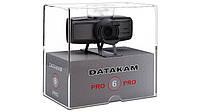 Видеорегистратор DATAKAM 6 PRO + 32Gb памяти подарок