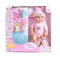Кукла пупс интерактивная Baby Toby Беби Тоби с аксессуарами