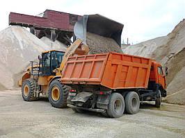 Перевезення сипучих матеріалів в Житомирі та області