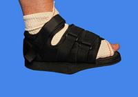 Хирургическая послеоперационная обувь ЕМО PQ10T TALO 020056 размер S